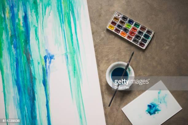 Kleurrijke creaties
