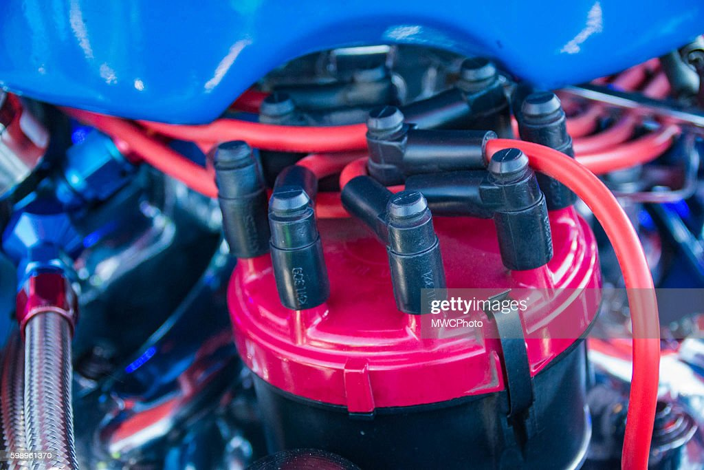 Colorful Distributor : Stock Photo