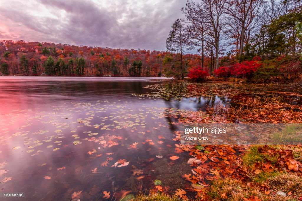 colorful fall scenery landscapes ストックフォト getty images