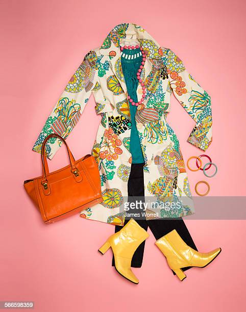 A Colorful, Fashionable Outfit