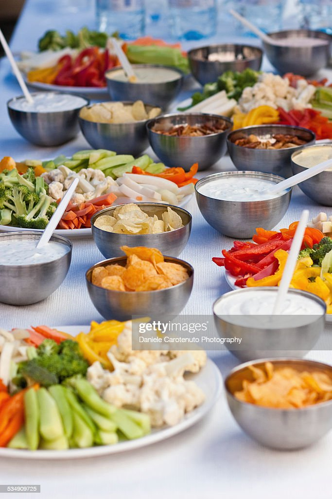 Colorful food : Stock Photo