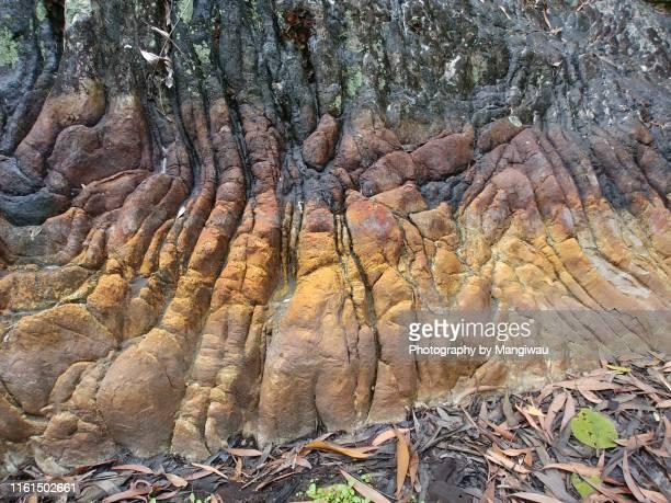 colorful geology - ロックストラータ ストックフォトと画像
