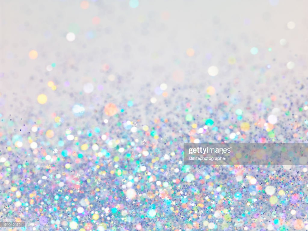 Colorful Glitter bokkeh : ストックフォト