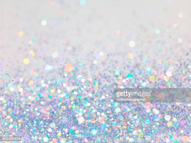 Colorful Glitter bokkeh