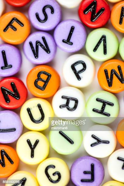 colorful letters of the alphabet. the british alphabet letters - letter p stock pictures, royalty-free photos & images