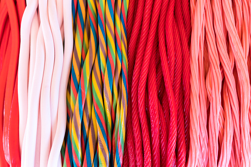 Colorful licorice for sale - gettyimageskorea