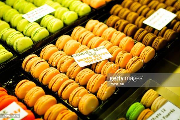 Colorful Macaroons Cookie - XLarge