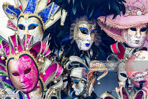 Colorful Masks For Sale