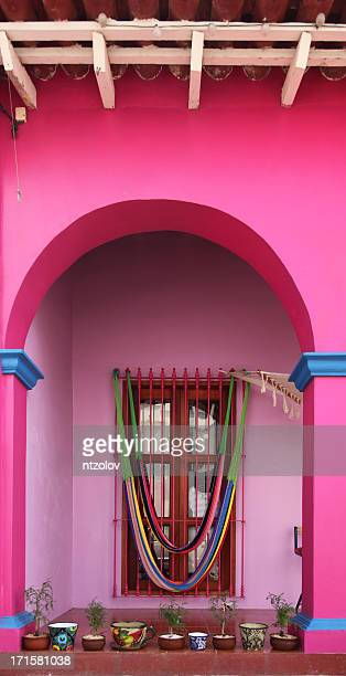 Colorido mexicana ventana
