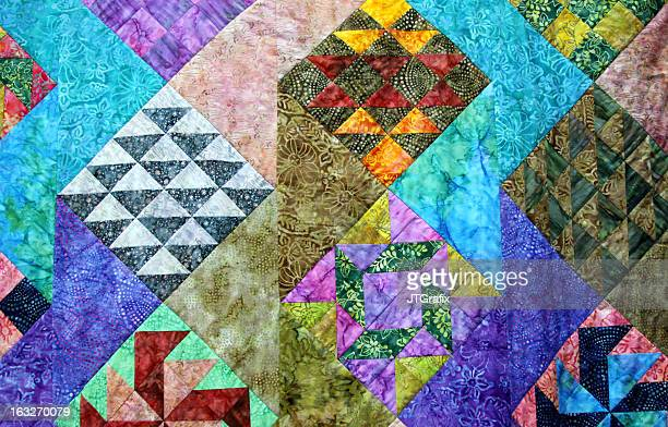 Colorful Modern Quilt