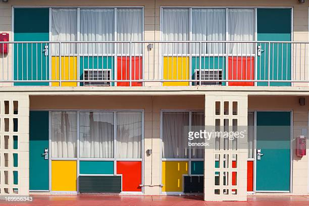 Colorful Motel