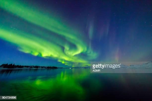 Luces coloridas del Norte