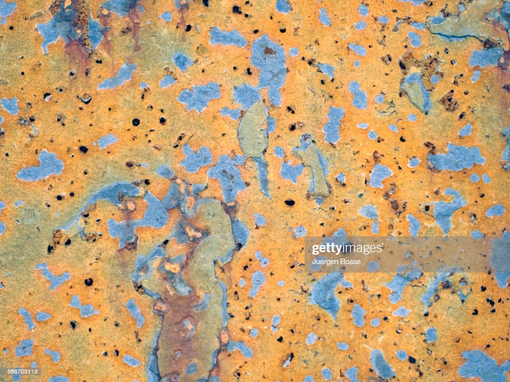 Colorful old stone surface : Stock Photo