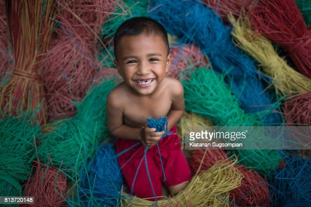 colorful smile - cambodia stock pictures, royalty-free photos & images