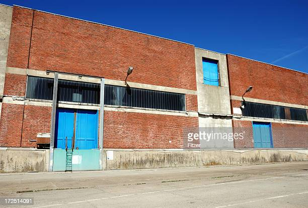 colorful storage - industrial door stock pictures, royalty-free photos & images