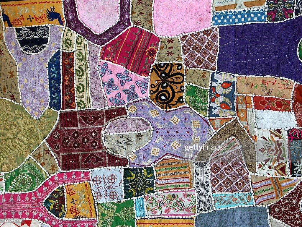 Patchwork piastrelle geometric decorative patchwork tiles stock