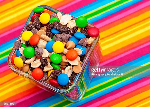 Colorful Trail Mix