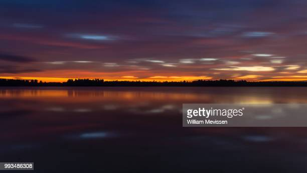 colorful twilight - william mevissen stock pictures, royalty-free photos & images