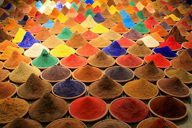 Colors from India