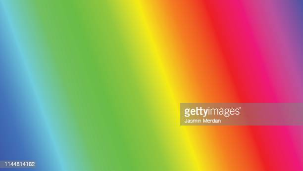 colors gradient - rainbow stock pictures, royalty-free photos & images