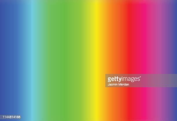 colors gradient - spectrum stock pictures, royalty-free photos & images