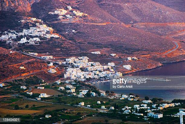 Colors of amorgos