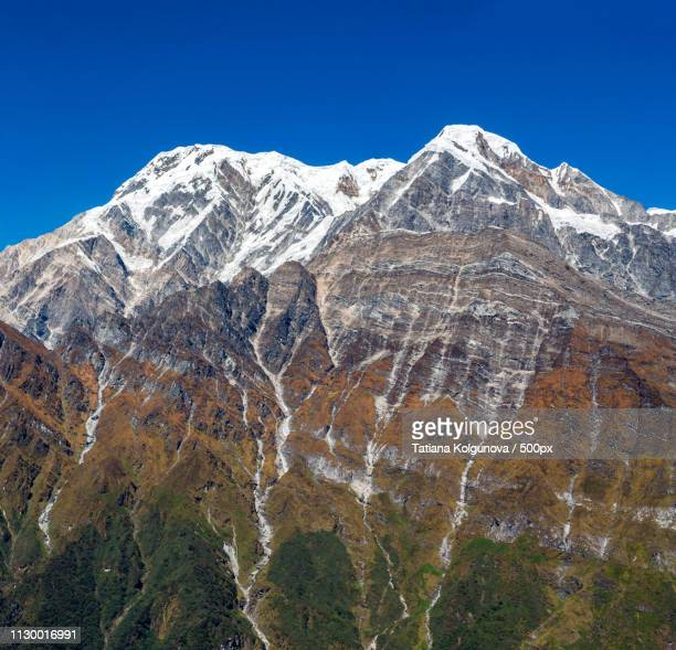 Colors Of Annapurna South
