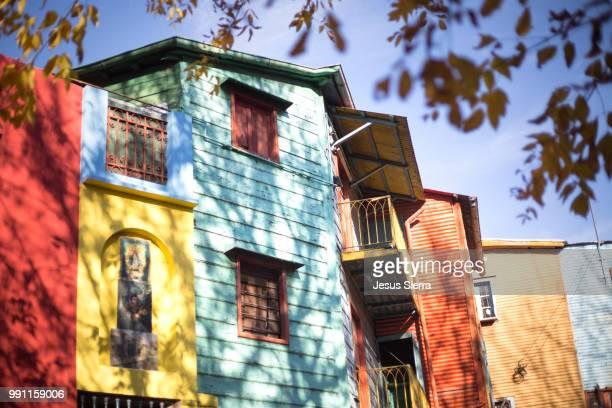 Colors Of La Boca, Buenos Aires, Argentina