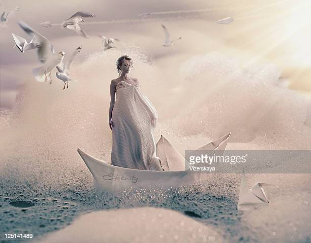 colors of my dreams - fairy stock photos and pictures
