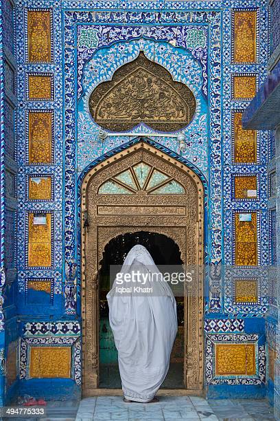 colors of shrine sachal sarmast. - sind stock photos and pictures