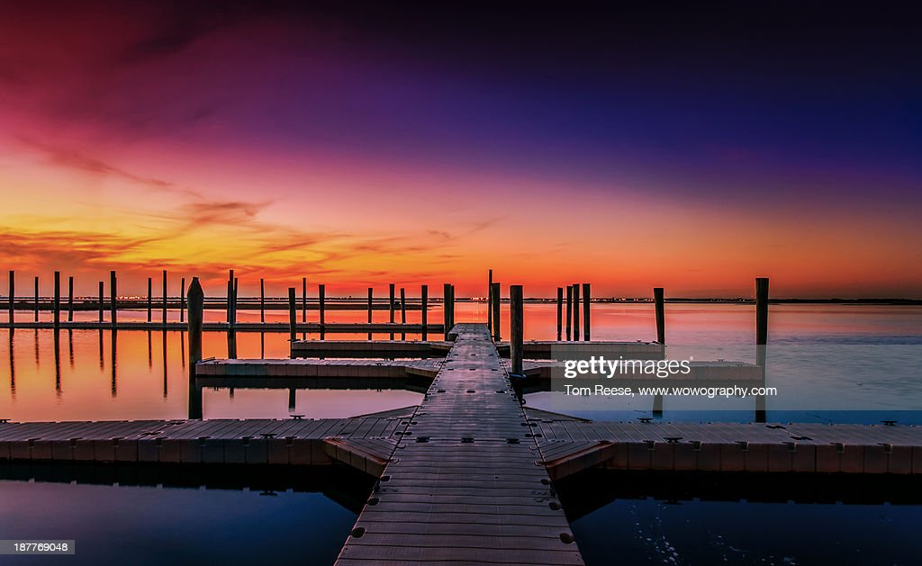 Colors of the night : Stock Photo