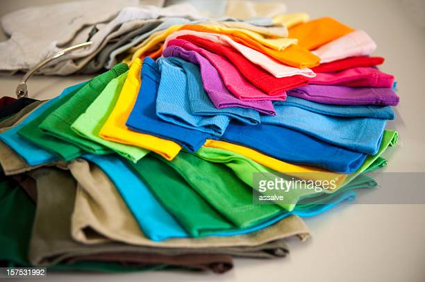 colors of t-shirt