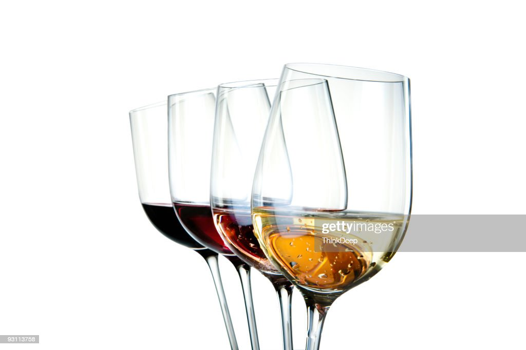Colors of wine : Stock Photo