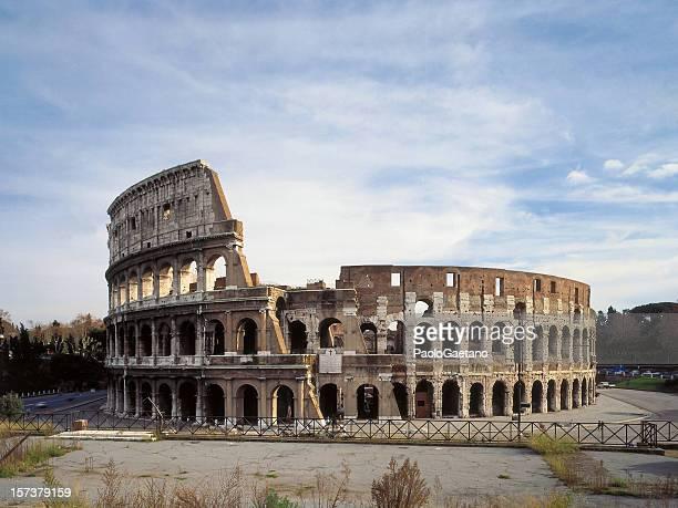 Colosseo-Amphitheatrum Flavium