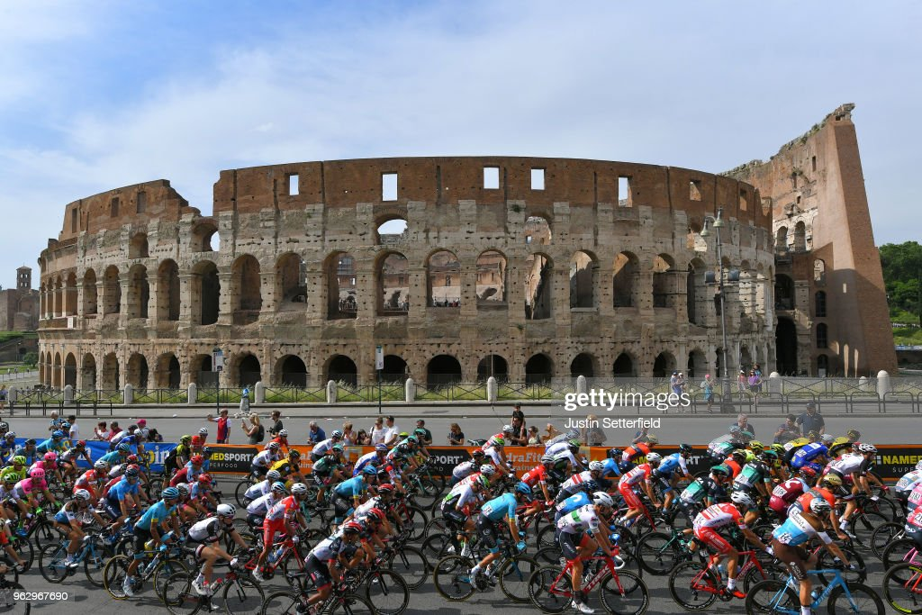 2018 Giro d'Italia - Stage Twenty One
