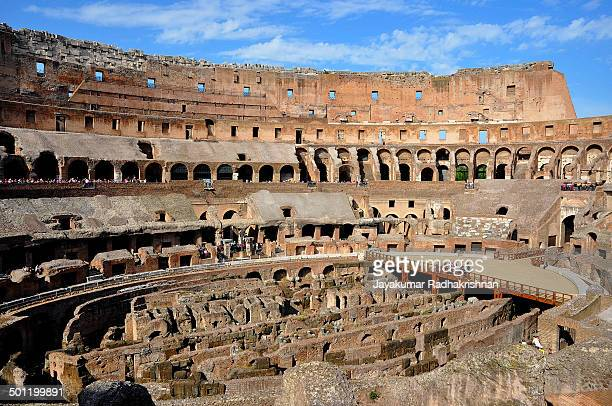 CONTENT] Colosseum is an elliptical amphitheatre in Rome Italy Greatest works of Roman architecture and engineering One of the famous wonders of the...