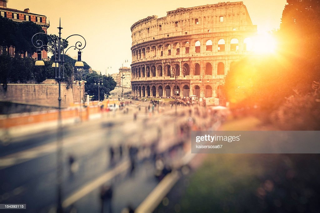 Colosseum : Stock Photo