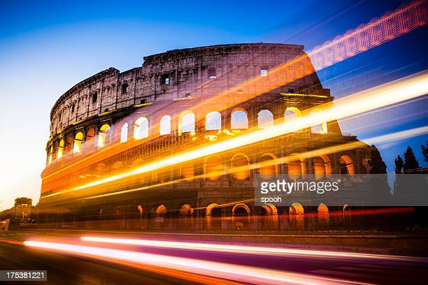 colosseum - coliseum rome stock photos and pictures