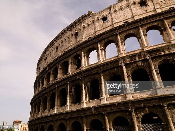 Colosseum (Colosseo), Rome, Italy