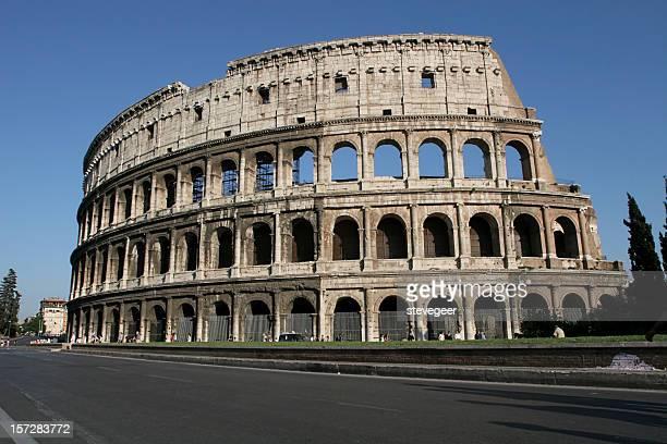 colosseo, roma - colosseo foto e immagini stock
