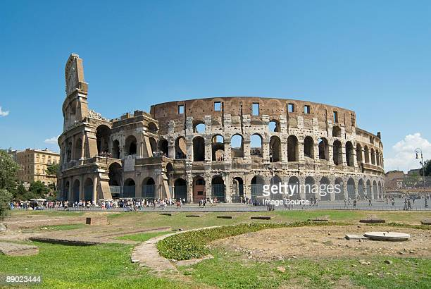 colosseum rome - colosseum stock pictures, royalty-free photos & images