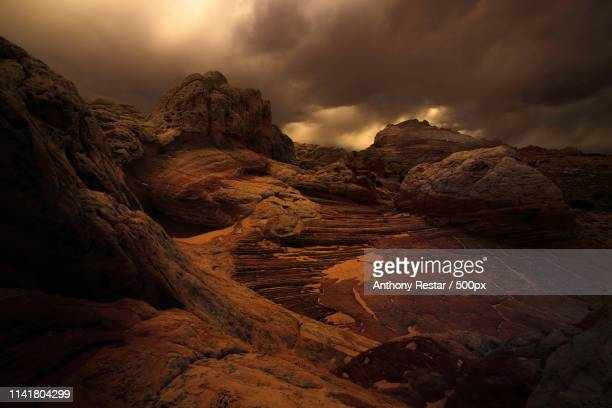 colossus - paria canyon stock pictures, royalty-free photos & images