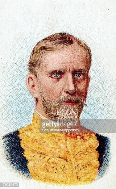 Colour illustration Lord George Hamilton Secretary for India