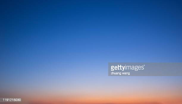 colour sky - muted backgrounds stock pictures, royalty-free photos & images