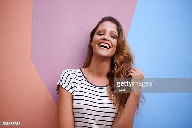 Farbe in Ihr Leben mit guter Laune