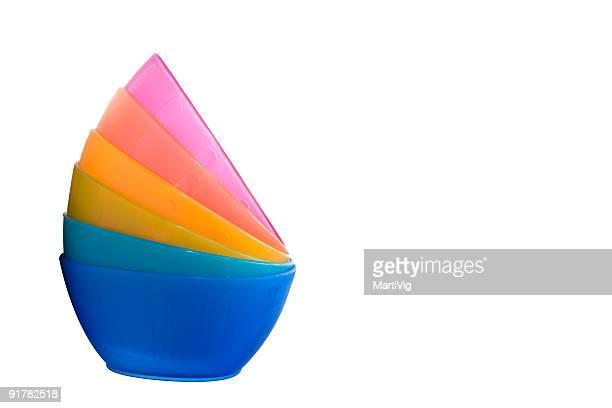 Color y tazones