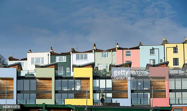 Coloured Houses of Bristol