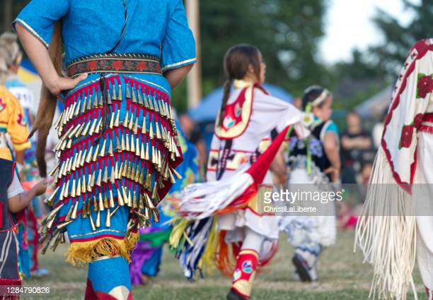 colourful and intricate regalia - minority groups stock pictures, royalty-free photos & images