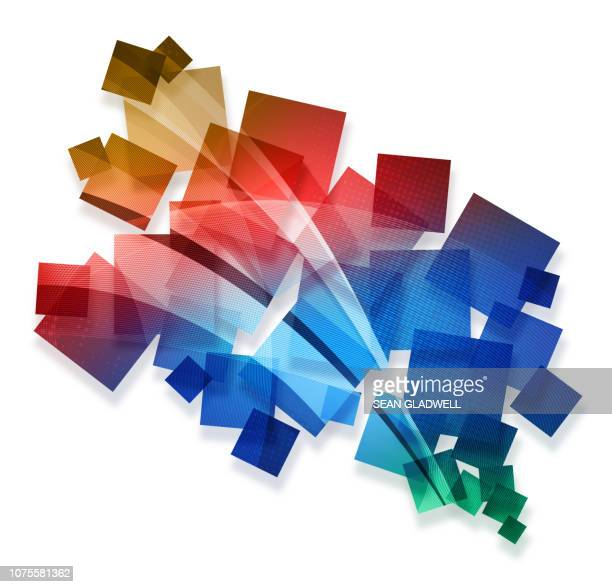 colourful creative abstract - publication stock pictures, royalty-free photos & images