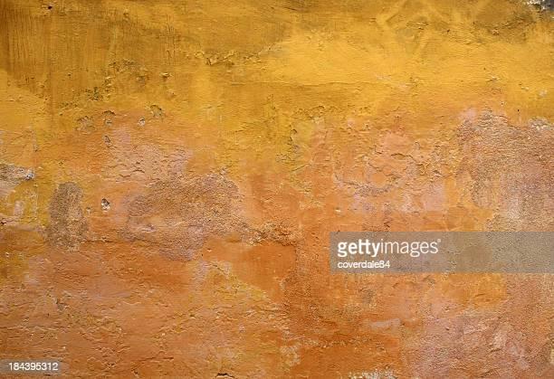 Cuba Texture de mur de couleur